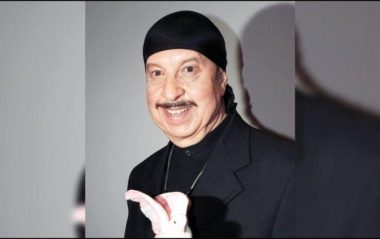 Fallece el mago mexicano Chen Kai los 73 años