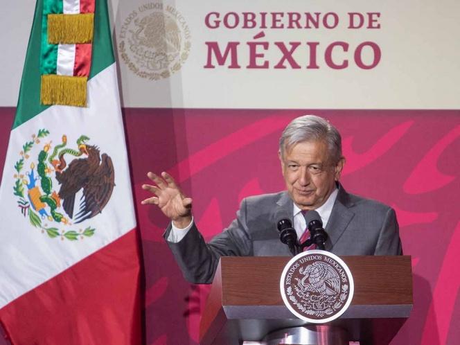 Economía crecerá, ahora hay mejor distribución de ingresos: López Obrador