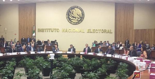 Aprueba INE presupuesto de 5 mil 239 mdp a partidos