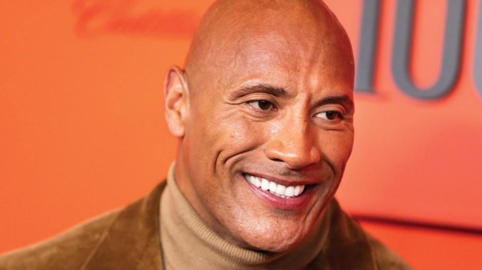 Dwayne Johnson es el actor mejor pagado de Hollywood