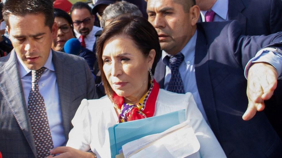 SHCP prepara nueva denuncia contra Rosario Robles
